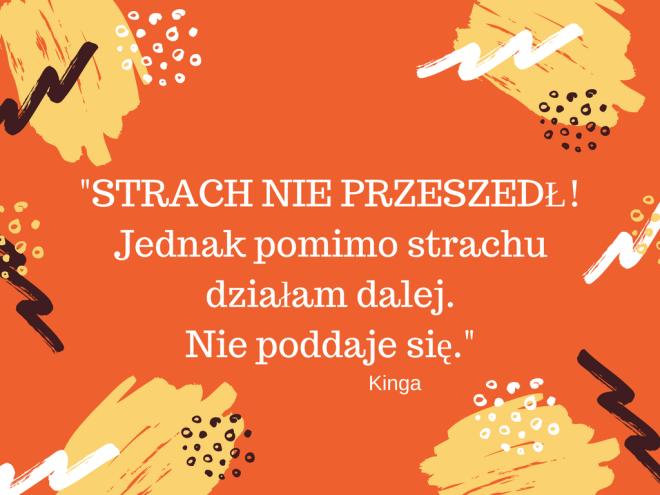 Kinga-strach